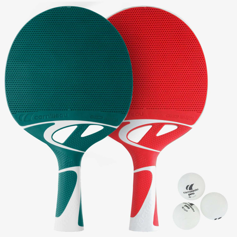 Tacteo DUO Pack   (2 rackets and 3 balls)